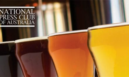 Local Craft Brewers Degustation at National Press Club