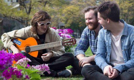 Canberra band's big break at festival