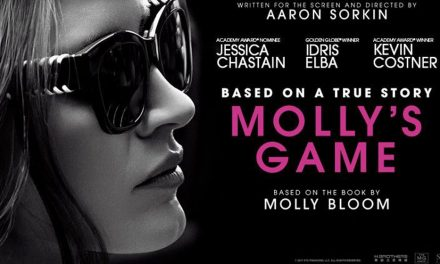 WIN a Double Pass to Molly's Game