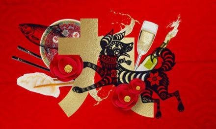 Chinese New Year at Natural Nine