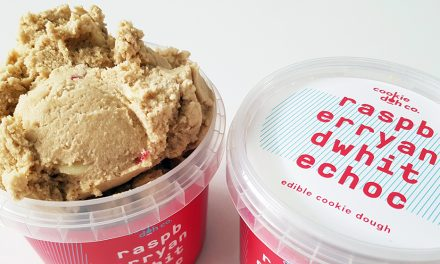 How about home delivered cookie dough!