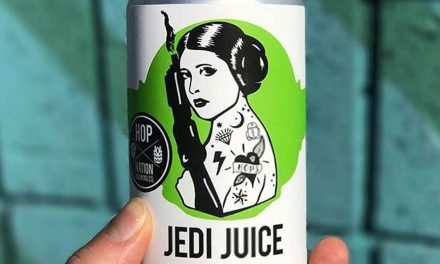 Use the Force – one keg of Jedi Juice in Canberra!