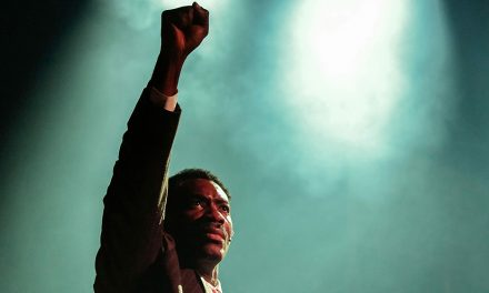 Nelson Mandela musical coming to Canberra