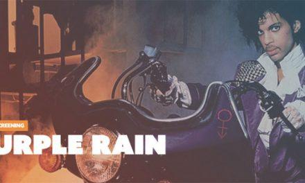 Purple Rain Retro Screening at Dendy Cinemas