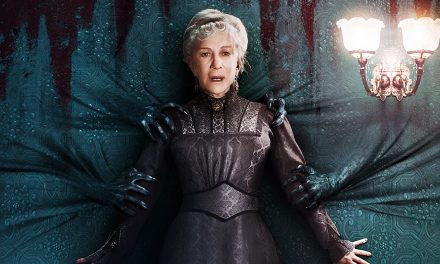 Helen Mirren's new movie WILL scare you!