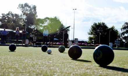 Barefoot Bowls at Weston Creek Labor Club