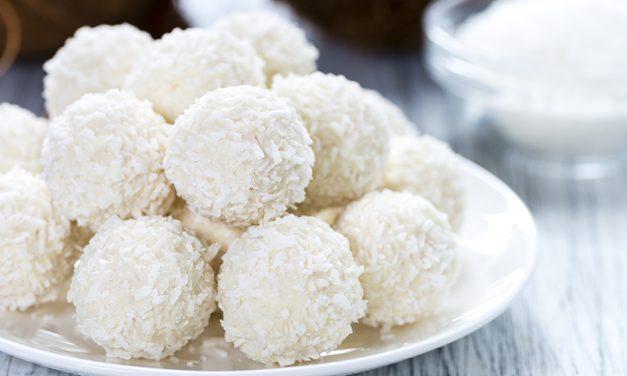 White Chocolate Tim Tam Balls Recipe