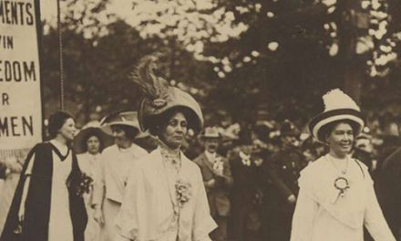 Deeds Not Words: Women's Suffrage in Britain at The National Library of Australia