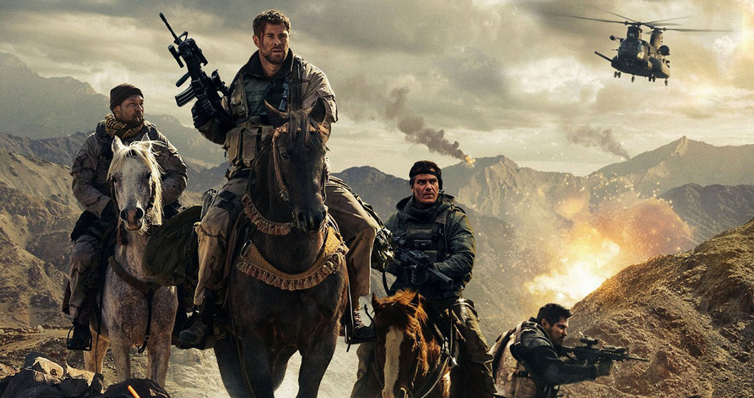 WIN A Double Pass to 12 Strong
