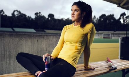 5 minutes with Anna Flanagan
