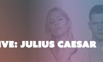 NT Live: Julius Caesar at Dendy Cinemas