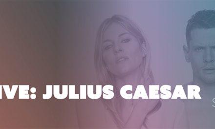 NT Live: Julius Caesar at Dendy Cinemas