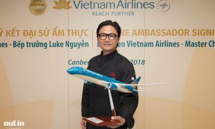 Luke Nguyen at Hyatt Canberra