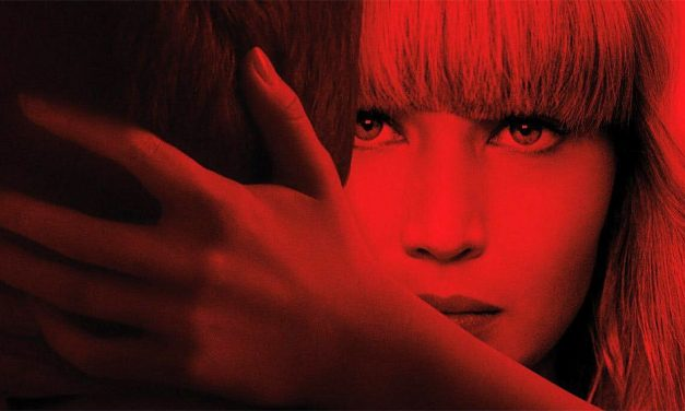 Red Sparrow is no date movie