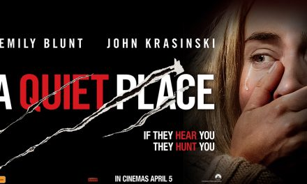 Win tickets to 100% rated film A Quiet Place