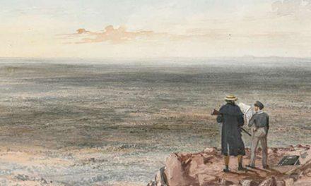 Sharing the Library's Treasures – Colony: Australia 1770-1861