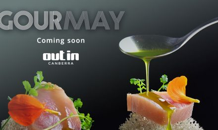 The best thing about April is that it's almost GourMay 2018!