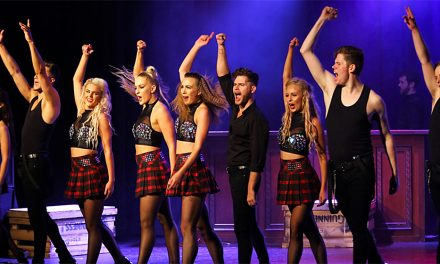 Irish dance reborn for new show