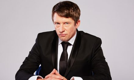 Jonathan Pie: When satire meets chaos