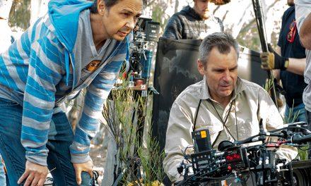 Killer movie being filmed in Canberra