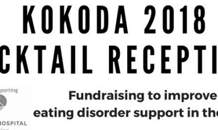 Kokoda 2018 Cocktail Reception