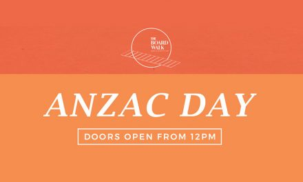 ANZAC Day at The Boardwalk Bar & Nightclub