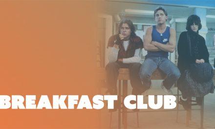Retro Screening of The Breakfast Club at Dendy Cinemas