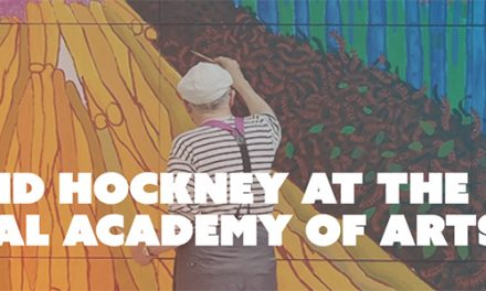 David Hockney at the Royal Academy of Arts Q&A at Dendy Cinemas