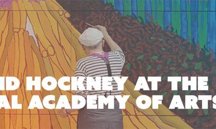 David Hockney at the Royal Academy of Arts Q&A at Dendy Cinemas