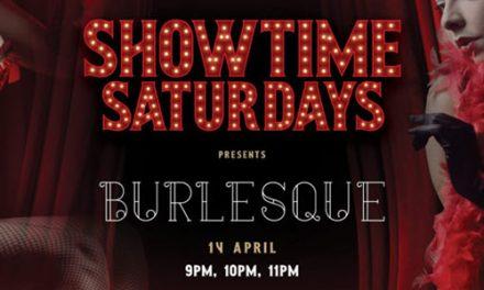 Showtime Saturdays: Burlesque at Casino Canberra