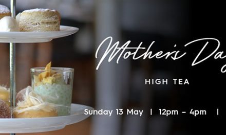 Mother's Day High Tea at Natural Nine