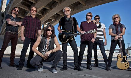 Q/A classic rockers Foreigner