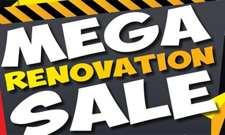 Mega Renovation Sale at National Press Club of Australia