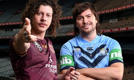 Peking Duk score footy big gig