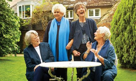 WIN a double pass to watch Tea With The Dames
