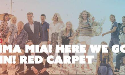 Mamma Mia Red Carpet Preview Screening at Dendy Cinemas