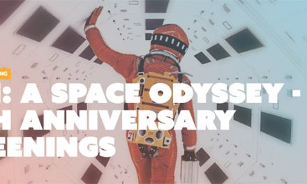 2001: Space Odyssey 50th Anniversary Retro Screening at Dendy Cinemas