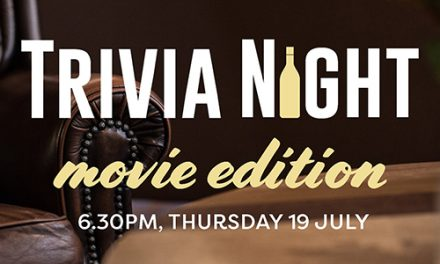 Trivia Night: Movie Night at The Canberra Wine House