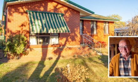 Rare auction thanks to generous Canberra man