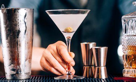 The Martini Whisperer of Canberra