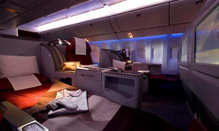 New luxe experience in the sky