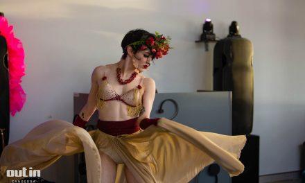 Burlesque improv at Broadway