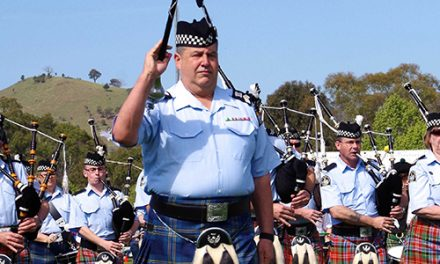 Free Community Event, the Canberra Burns Club Highland Gathering