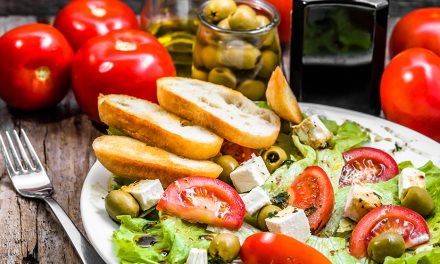 What's on the menu with a Mediterranean Diet
