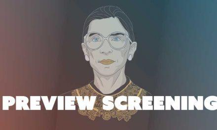 RBG Preview Screening at Dendy Cinemas