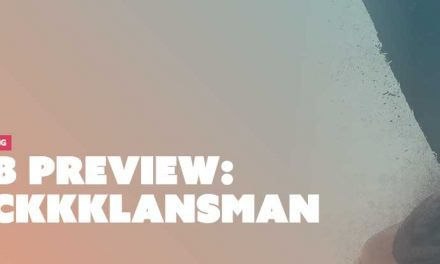 BlacKkKlansman Club Preview at Dendy Cinemas