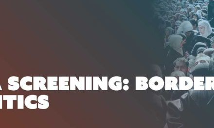 Border Politics Q&A Screening at Dendy Cinemas