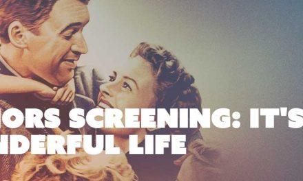 It's A Wonderful Life Seniors Screening at Dendy Cinemas