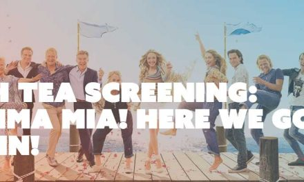 MAMMA MIA! Here we go again High Tea at Dendy Cinemas