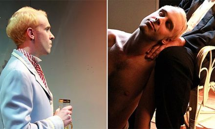 Theatre debuts racy and provocative play